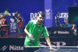 اختيار لاعب المنتخب السعودي لكرة الطاولة علي الخضراوي للمشاركة في بطولة آسيا لأفضل 16 لاعباً