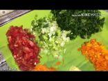 أطباق رمضانية- محشي الكوسة
