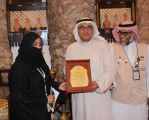 المركز السياحي المتكامل الأول بالعاصمة المقدسة يستقبل فريق مطوفي مكة التطوعي